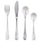 D.Line Zoo Children's Cutlery Set 4 Piece Silver