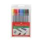 Faber Castell Grip Fine Pens Multicoloured
