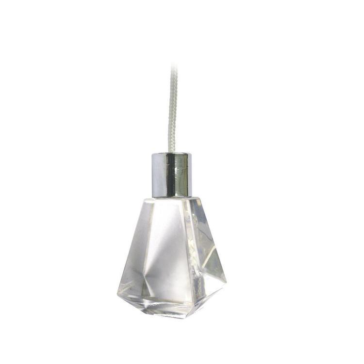 Tribeca Diamond Shaped Cord Pull