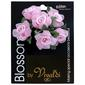 Vivaldi Blossoms 6 Head Rose With Petals Pink