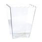Amscan Scalloped Cylinder Container Clear