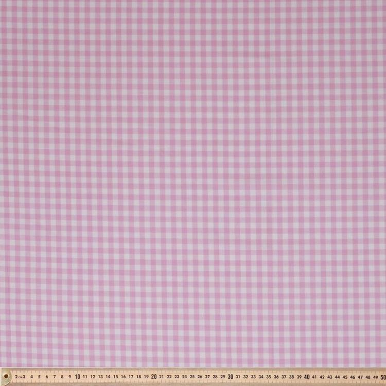 Premium Cotton 1/8 Inch Gingham Fabric