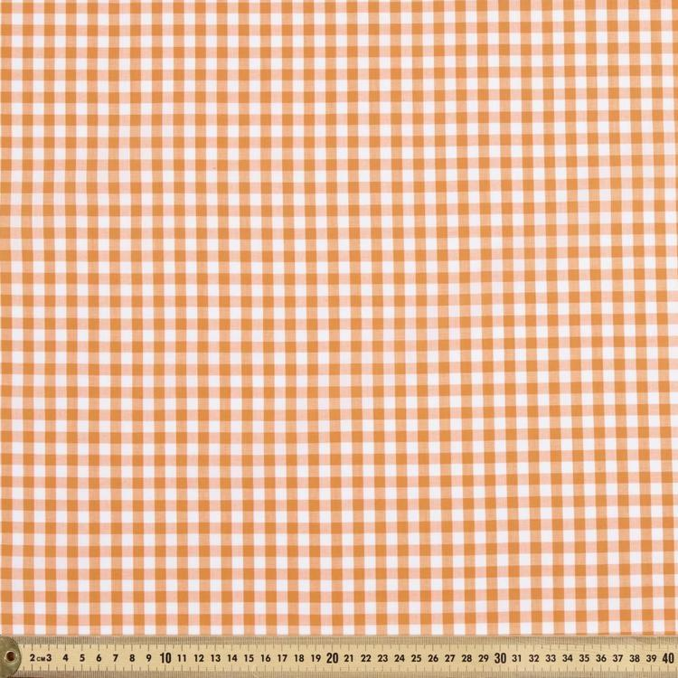 Premium Cotton 1/4 Inch Gingham Fabric
