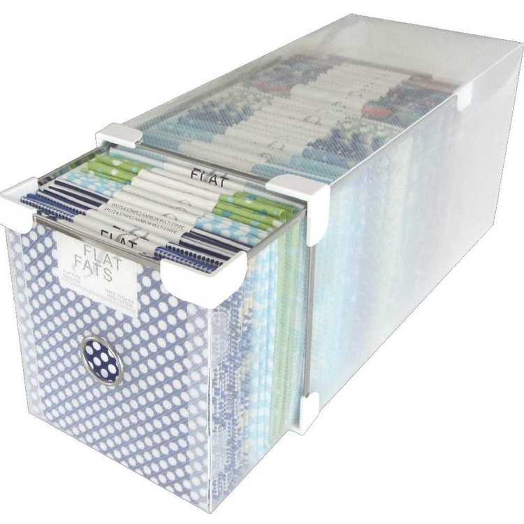 Semco Flat Fat Storage Box