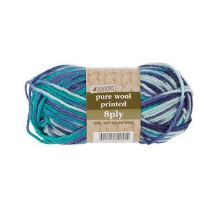Wool Yarn Range At Spotlight - Natural, Breathable And Warm
