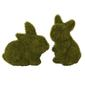 Emporium Standing Rabbit Green 8 cm