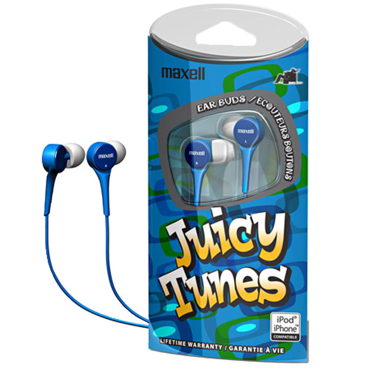 Maxell Juicy Tunes Headphones