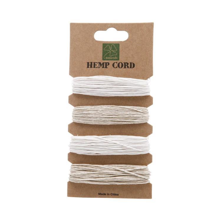Shamrock Craft Naturals Combination Hemp Cord