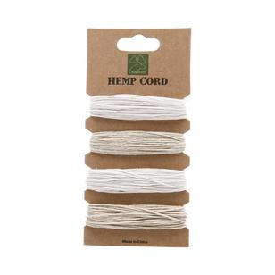 Shamrock Craft Naturals Combination Hemp Cord