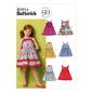Butterick B5914 Girls' Dress & Belt
