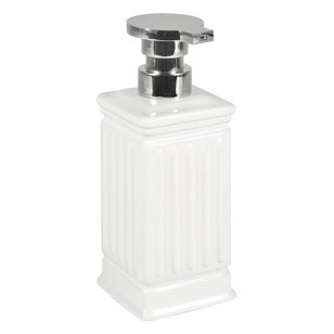 WAM Metro Ceramic Squares Lotion Dispenser