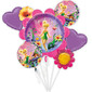 Disney Fairies Tinkerbell Foil Balloon Bouquet