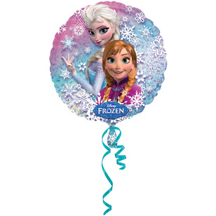 Amscan Foil Disney Frozen Snow Queen & Anna Balloon