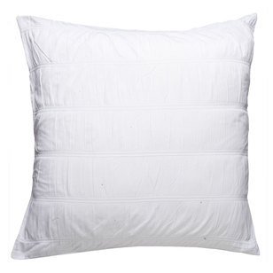 KOO Bella Ruched European Pillowcase