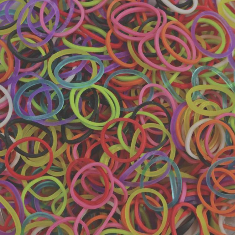 Rainbow Loom Refill Bands