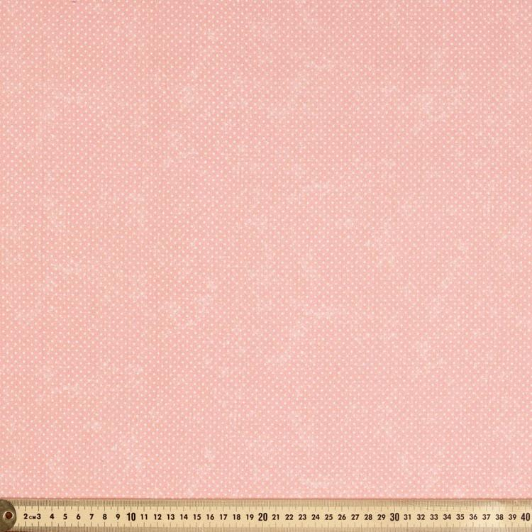 La Vie En Rose Dots Fabric