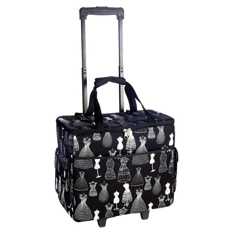Semco Dr Mannequin Trolley Bag