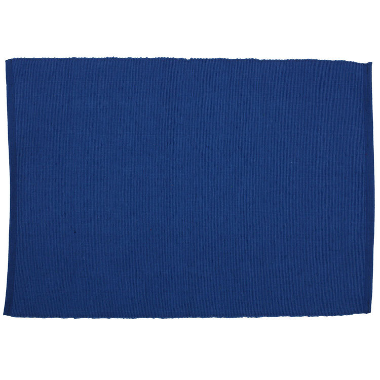 In-Habit In-Habit Plain Ribbed Placemat