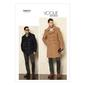 Vogue V8940 Men's Jacket & Pants