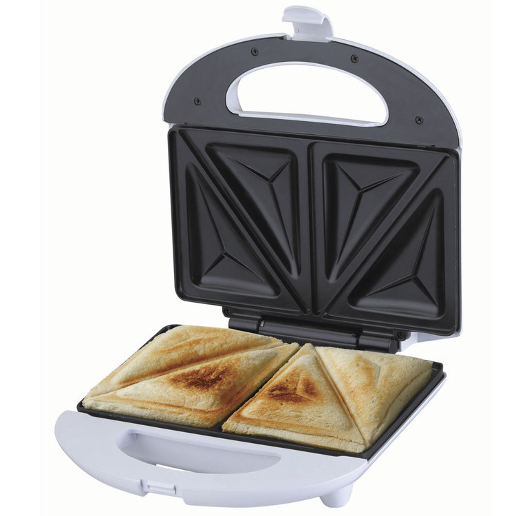 IMK 2 Slice Sandwich Maker White