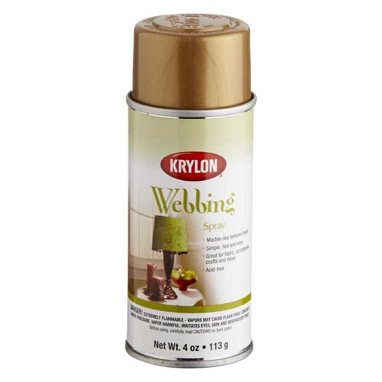 Krylon Webbing Spray