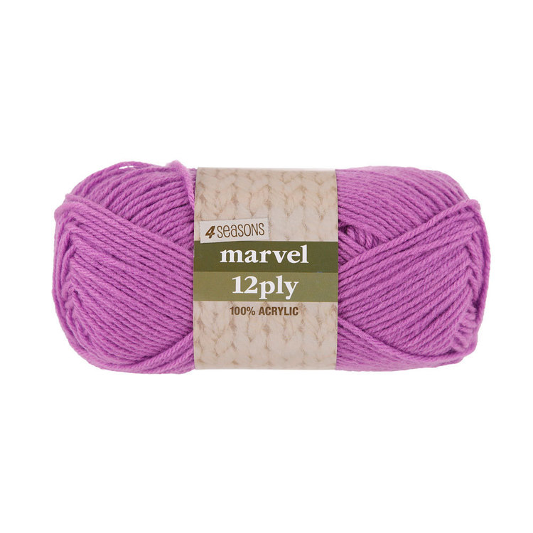 4 Seasons Marvel 12 Ply Yarn 100 g
