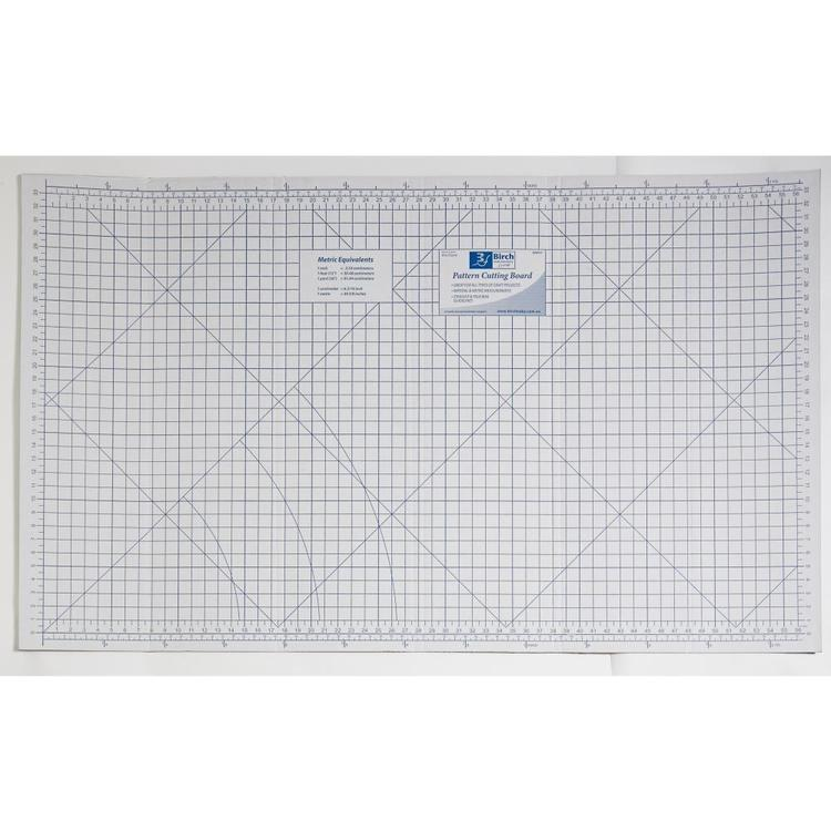 Birch Folding Pattern Cutting Board