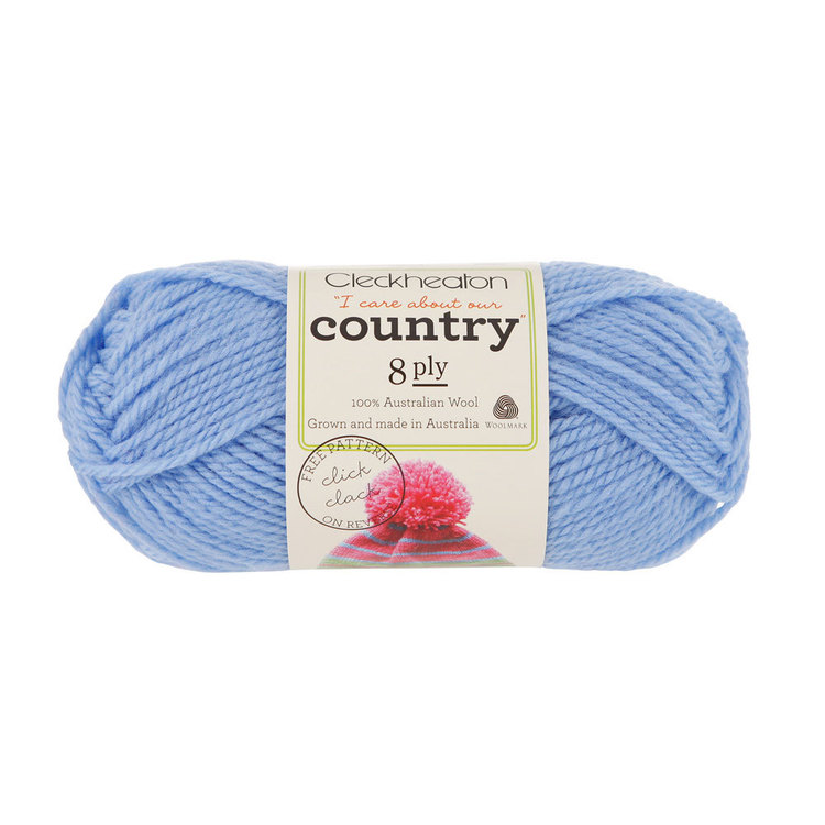 Cleckheaton Country 8 Ply 50 g