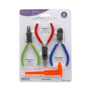 Crafters Choice Tool Set 4 Pack