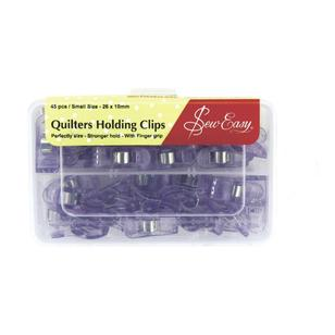 Sew Easy Quilting Small Holding Clips