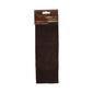 Crafters Choice Suede Leather Coffee 7.6 x 22.8 cm
