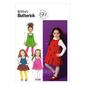 Butterick B5945 Girls' Jumper