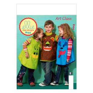 Kwik Sew K0154 Children's Smocks
