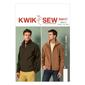 Kwik Sew K4017 Men's Jackets One Size