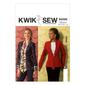 Kwik Sew K4029 Misses' Jackets  All Sizes