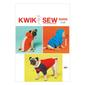 Kwik Sew K4033 Dog Coats  All Sizes