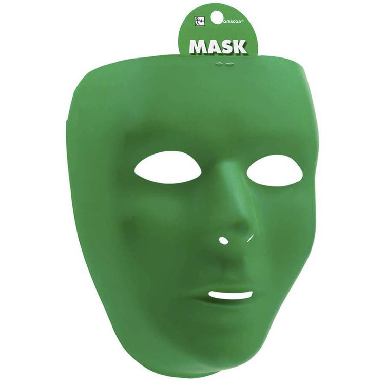 Amscan Supporter Full Face Mask