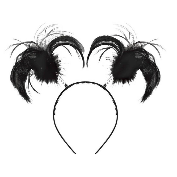 Amscan Supporter Head Bopper Ponytail
