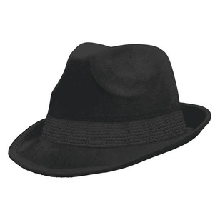 Amscan Supporter Fedora Hat - Everyday Bargain