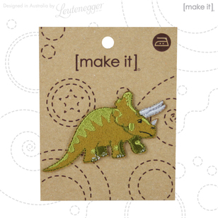 Make It Triceratops Motif