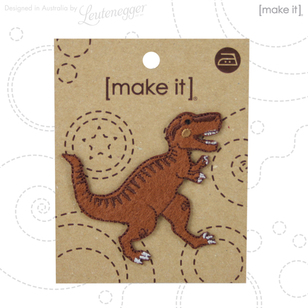 Make It T-Rex Motif