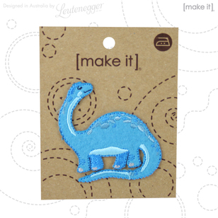 Make It Apatosaurus Motif