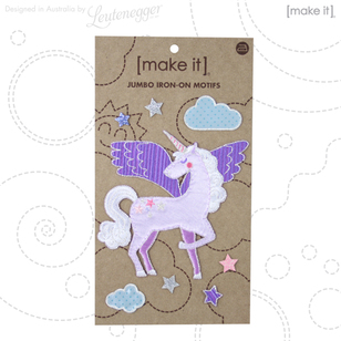 Make It Unicorn Jumbo Motif