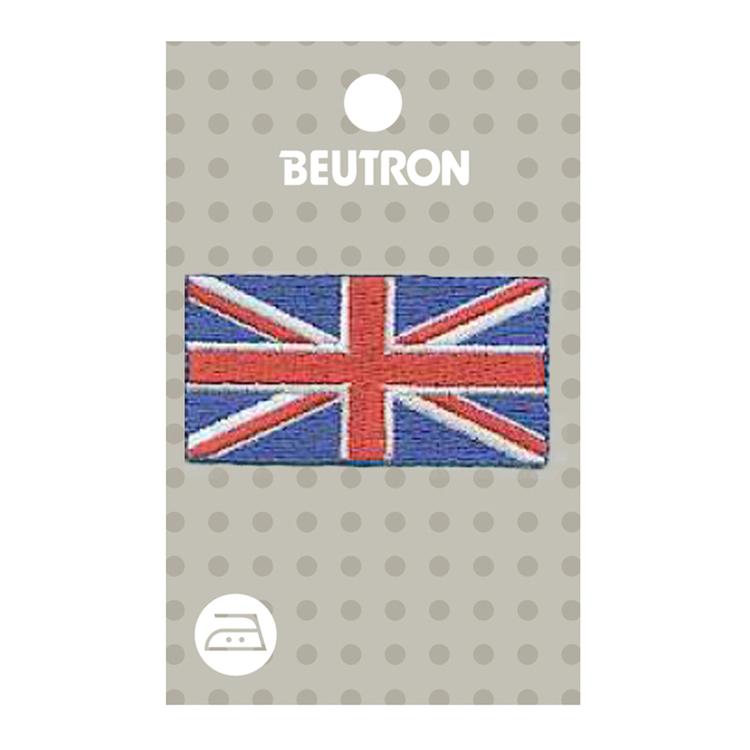 Beutron Britain Flag Motif
