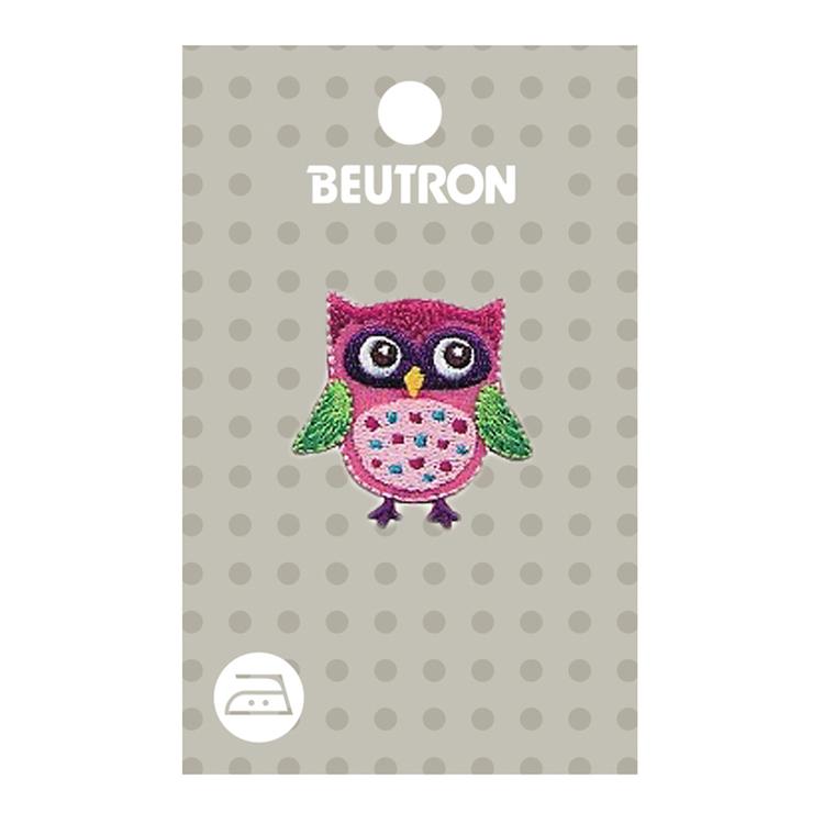 Beutron Owl Motif