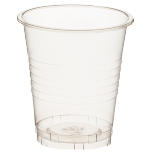 Party Creator Favours Clear Drinking Cups 200ml