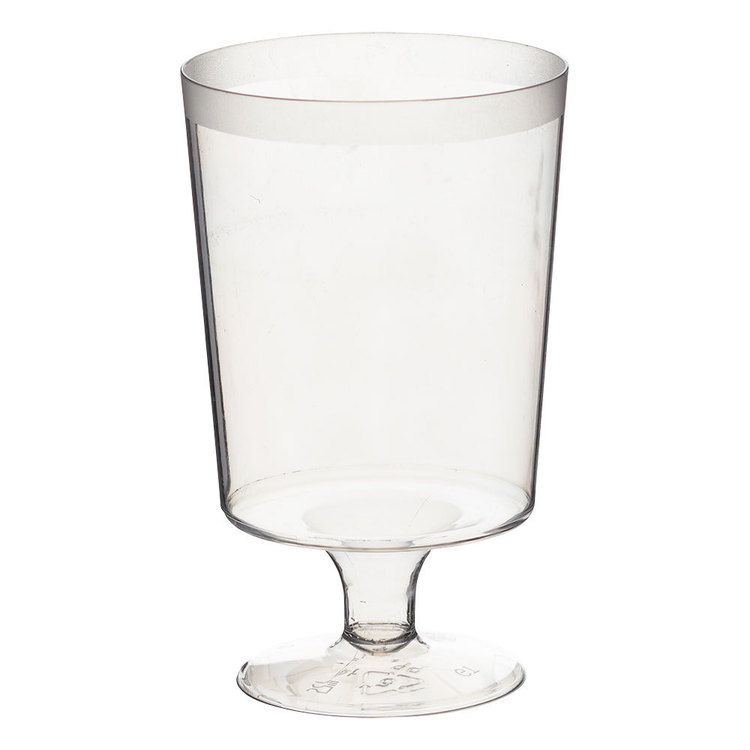 Party Creator Wine Goblets Clear
