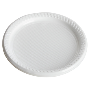 Party Creator Favours White Dinner Plate