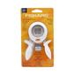 Fiskars Block Party Squeeze Punch White & Orange Large