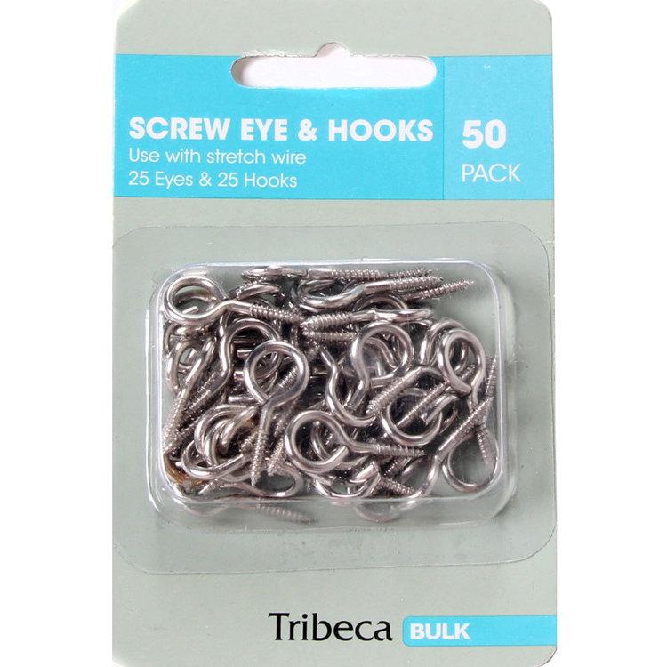 Tribeca Eyes & Hooks
